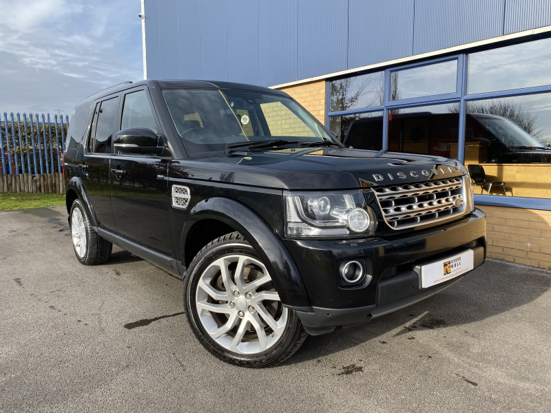 Land Rover Discovery 4 HSE 3.0 SDV6