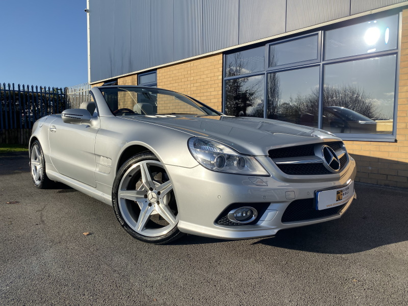 Mercedes Benz SL 500 5.5 V8